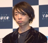 佐賀県の地方創生プロジェクト『YOBUKO HOLO-EXPERIENCE EXHIBITION』のイベント出席した落合陽一 (C)ORICON NewS inc.