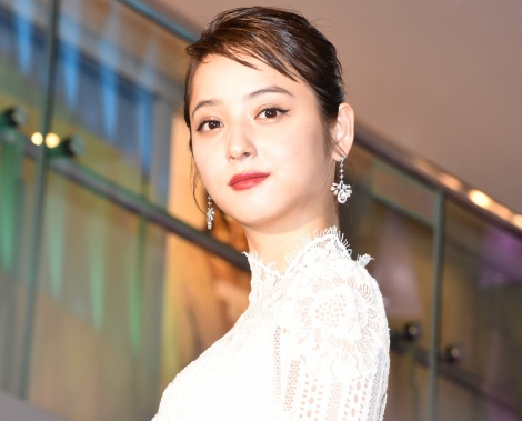 『OMOTESANDO HILLS CHRISTMAS 2017 with Panasonic Beauty』点灯式に出席した佐々木希 (C)ORICON NewS inc.