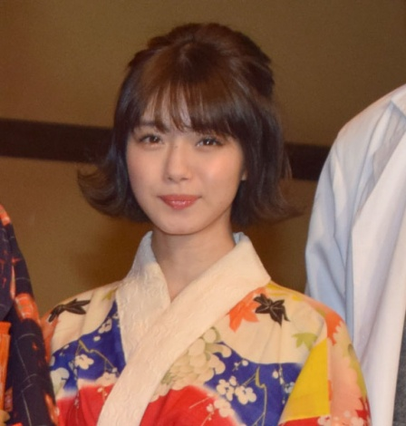 市川美織 (C)ORICON NewS inc.