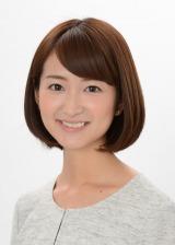中島芽生アナウンサー (C)NTV