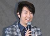 映画『ブレードランナー 2049』ブルーレイ&DVDリリース記念PRイベントに出席した有村昆 (C)ORICON NewS inc.