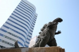 日比谷に新たなゴジラ像が誕生する。写真は1995年に作られた旧ゴジラ像 TM&(C)TOHO CO., LTD.