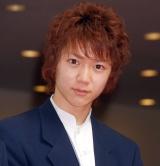 芸能界引退を発表した栩原楽人(写真は2008年撮影) (C)ORICON NewS inc.