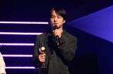 山田健人=『SPACE SHOWER MUSIC AWARDS』授賞式