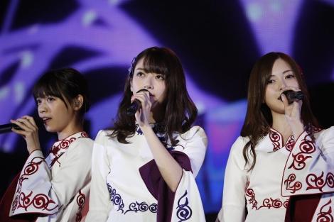 乃木坂46が橋本奈々未(中央)の卒業コンサートがBlu-ray&DVD化