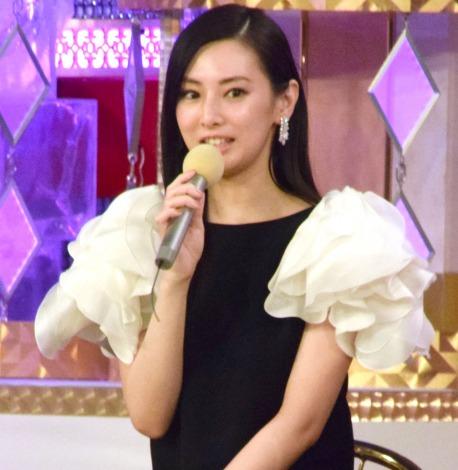 『第41回日本アカデミー賞』で優秀助演女優賞を受賞した北川景子 (C)ORICON NewS inc.
