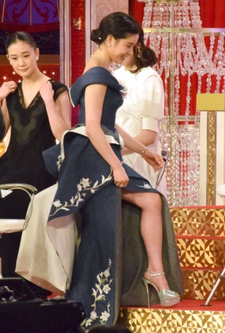 『第41回日本アカデミー賞』で優秀主演女優賞を受賞した土屋太鳳 (C)ORICON NewS inc.