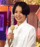 『第41回日本アカデミー賞』で優秀主演女優賞を受賞した長澤まさみ (C)ORICON NewS inc.