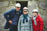 『ブラタモリ』3月17日放送は「鹿児島」回の2週目。大河ドラマ『西郷どん』島津斉彬役の渡辺謙が案内人として登場(C)NHK