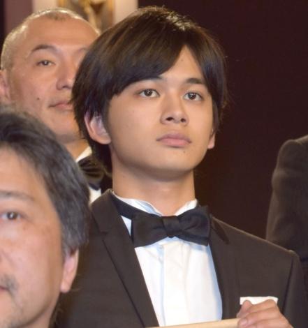 『第41回日本アカデミー賞』で新人俳優賞を受賞した北村匠海 (C)ORICON NewS inc.