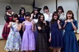 SKE48、10人で歌唱力バトル