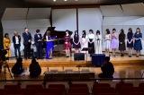 名古屋音楽大学のホールで歌唱力バトル
