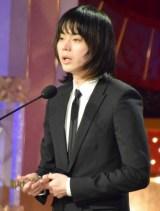 『第41回日本アカデミー賞』最優秀主演男優賞を受賞した菅田将暉 (C)ORICON NewS inc.