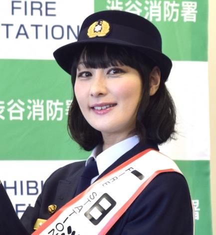 『えびすしょうぼうフェスタ2018』に出席した鳥居みゆき (C)ORICON NewS inc.