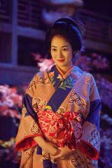 きょう4日放送の第9話から『西郷どん』に登場する高梨臨(C)NHK