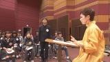 3月10日放送、Eテレ『発表!Nコン2018課題曲』より。中学校の部 課題曲「Gifts」を作詞・作曲したSuperfly(C)NHK