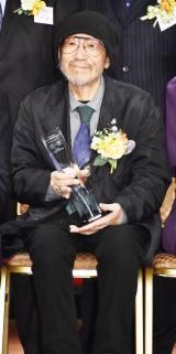 『第15回シネマ夢倶楽部表彰』の授賞式に出席した大林宣彦監督 (C)ORICON NewS inc.