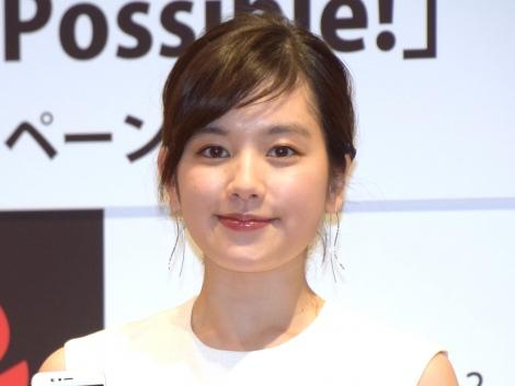 「大人の恋したい」と語った筧美和子=ファーウェイ『「Dream It Possible」あなたの夢を叶える新生活応援キャンペーン』発表会 (C)ORICON NewS inc.