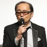 『角川映画シネマ・コンサート』制作発表会見に出席した大野雄二氏 (C)ORICON NewS inc.