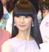 映画『ちはやふる —結び—』のイベントに登壇したPerfume・かしゆか (C)ORICON NewS inc.