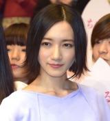映画『ちはやふる —結び—』のイベントに登壇したPerfume・のっち (C)ORICON NewS inc.