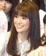 映画『ちはやふる —結び—』のイベントに登壇した優希美青 (C)ORICON NewS inc.