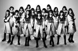 NMB48の18thシングル「欲望者」選抜メンバー(C)NMB48