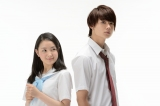 映画『青夏 Ao-Natsu』に出演が決まった(左から)葵わかな、佐野勇斗 (C)2018映画「青夏」製作委員会