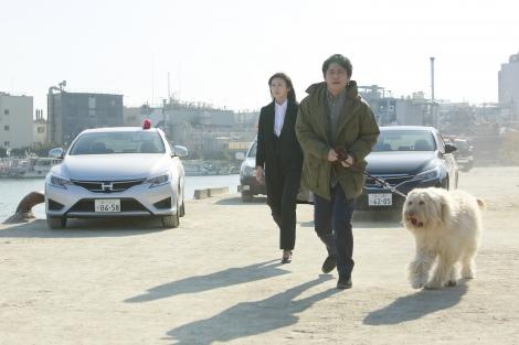 テレビ朝日系ドラマスペシャル『復讐捜査〜警察犬と刑事の殺人追跡行〜』(今春放送)(C)テレビ朝日