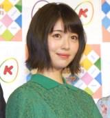 平成30年度『NHK語学番組発表会見』に出席した浜辺美波 (C)ORICON NewS inc.