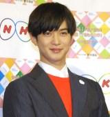 平成30年度『NHK語学番組発表会見』に出席した千葉雄大 (C)ORICON NewS inc.
