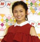 平成30年度『NHK語学番組発表会見』に出席した浅野杏奈 (C)ORICON NewS inc.