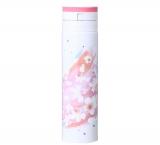 【2/28発売】グッズ第2弾『SAKURA2018ワンタッチステンレスボトルピンクブラッシュ450ml』¥4400