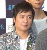 『大鵬製薬スペシャル「スクープ! 演歌男子。」』の囲み取材に出席した松原健之 (C)ORICON NewS inc.