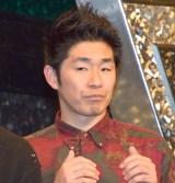 『eスポーツ事業概要発表会見』に出席したしずる・池田一真 (C)ORICON NewS inc.
