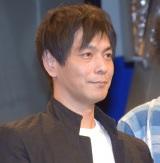 『eスポーツ事業概要発表会見』に出席した次長課長・井上聡 (C)ORICON NewS inc.