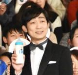 映画『ボス・ベイビー』のジャパンプレミアに出席したNON STYLEの石田明 (C)ORICON NewS inc.