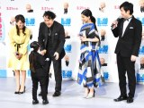 子役がスタッフとして映画『ボス・ベイビー』のジャパンプレミアに参加 (C)ORICON NewS inc.