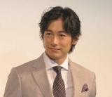 映画『坂道のアポロン』(10日公開)の公開直前イベントに出席したディーン・フジオカ (C)ORICON NewS inc.