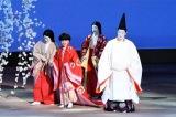 黒柳徹子が舞台に! 光の君を演じる市川海老蔵と歌舞伎で初共演(C)テレビ朝日