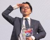 『第10回CDショップ大賞2018』準大賞を受賞したPUNPEE (C)ORICON NewS inc.