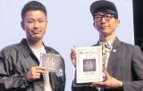北陸ブロック賞を受賞したYOCO ORGAN(C)ORICON NewS inc.