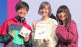 甲信越ブロック賞を受賞したFAITH(C)ORICON NewS inc.