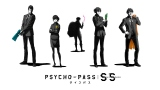 『PSYCHO-PASS サイコパス』Next Project始動。劇場アニメ3作品が、2019年1月連続公開決定(C)サイコパス製作委員会