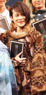 朗読演劇『風の又三郎・よだかの星』の会見に出席した藤原祐規 (C)ORICON NewS inc.