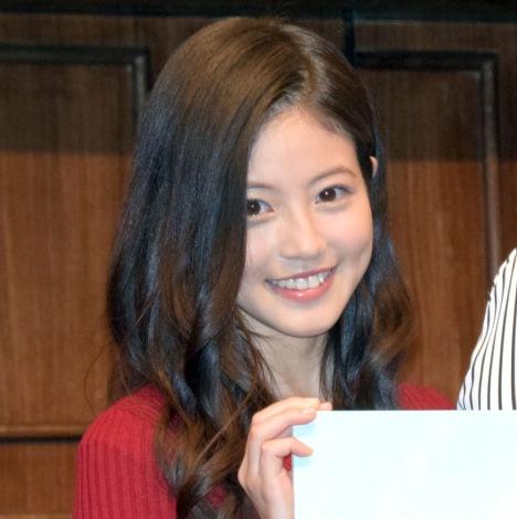 連続ドラマ『記憶』の制作発表会見に出席した今田美桜 (C)ORICON NewS inc.