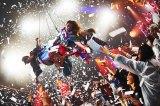 東京・品川プリンスホテル「ステラボール」で公演中の『フエルサ ブルータ  Panasonic presents WA!!』の模様
