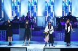 『MUSIC FAIR』10日の放送では2700回記念コンサートでのmiwa×E-girlsのコラボレーションを送る (C)フジテレビ
