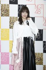メキシコのドラマ出演が決定したAKB48の入山杏奈(C)AKS