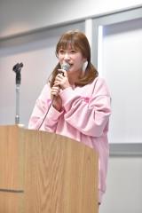 吉田朱里=『AKB48グループ センター試験』兵庫会場(神戸ファッションマート)(C)AKS